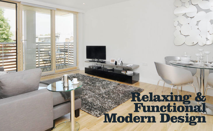 Relaxing & Functional Modern Design